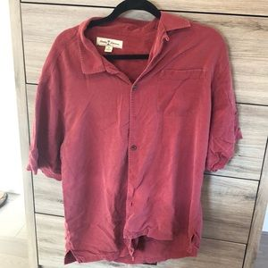 Vintage Red Tommy Bahama